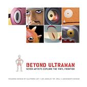 Beyond Ultraman - Seven Artists Vinyl Book