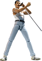 "Queen - Freddie Mercury Live Aid Version S.H.Figuarts 6"" Action Figure"