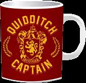 Quidditch Captain Boxed Mug