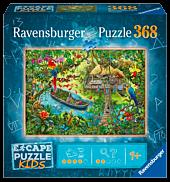 Escape Puzzle: Kids - Jungle Journey 368 Piece Jigsaw Puzzle