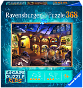 Escape Puzzle: Kids - Museum Mysteries 368 Piece Jigsaw Puzzle