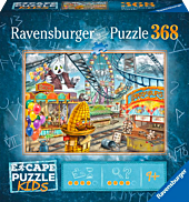 Escape Puzzle: Kids - Amusement Park 368 Piece Jigsaw Puzzle