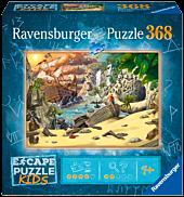Escape Puzzle: Kids - Pirates Peril 368 Piece Jigsaw Puzzle