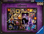 Disney Villainous - Ursula 1000 Piece Jigsaw Puzzle