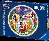 Disney - Wonderful World of Disney 1000 Piece Jigsaw Puzzle