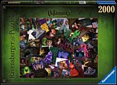 Disney Villainous - The Worst Comes Prepared 2000 Piece Jigsaw Puzzle