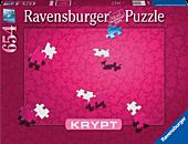 Ravensburger - Krypt Pink Spiral 654 Piece Jigsaw Puzzle