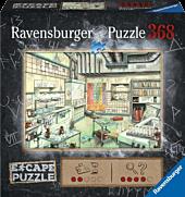 Escape Puzzle - The Laboratory 368 Piece Jigsaw Puzzle
