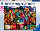 Ravensburger - Magical Fairytale Hour 1000 Piece Jigsaw Puzzle