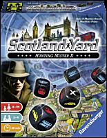 Scotland Yard - Dice Game