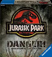 Jurassic Park - Danger! Adventure Strategy Board Game