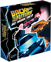 Back to the Future - Dice Through Time Board Game