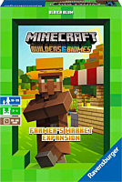 Minecraft - Builders and Biomes Farmer's Market Board Game Expansion