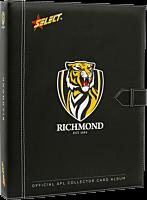 AFL Football - 2021 Select AFL Richmond Club Logo Album