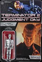 """Terminator 2 - T-1000 Final Battle (Metal Form) ReAction 3.75"""" Action Figure (2015 SDCC Exclusive)"""