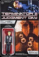 "Terminator 2 - T-1000 Final Battle (Damaged) ReAction 3.75"" Action Figure"