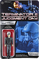 "Terminator 2 - T-1000 Frozen Patrolman ReAction 3.75"" Action Figure"