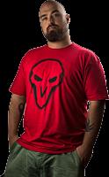 Overwatch - Reaper Spray Premium T-Shirt Main Image
