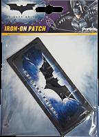 Batman: The Dark Knight - Rectangular Dark Knight Logo Iron on Patch