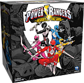 Saban's Power Rangers - Heroes of the Grid Board Game