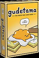Sanrio: Gudetama the Lazy Egg - Tricky Egg Card Game