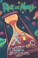 Rick and Morty - Volume 10 Trade Paperback