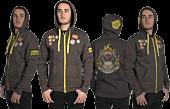 Overwatch - Ultimate Roadhog Premium Zip-Up Hoodie Main Image