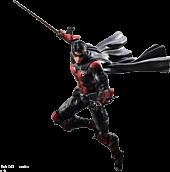Batman - Arkham Origins - Robin Play Arts Kai Action Figure