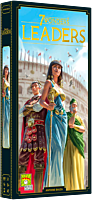 7 Wonders - Leaders New Edition Board Game Expansion