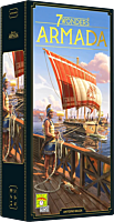 7 Wonders - Armada New Edition Board Game Expansion