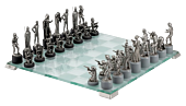Star Wars - Classic Pewter Chess Set