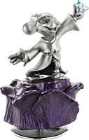 "Disney - Sorcerer Mickey Mouse Limited Edition 5"" Pewter Music Carousel"