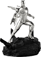 """Avengers 3: Infinity War - Iron Man Limited Edition 11.5"""" Pewter Statue"""