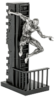"Spider-Man - Spider-Man Limited Edition 11"" Pewter Statue"