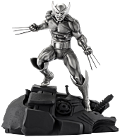 "X-Men - Victorious Wolverine Limited Edition 9.5"" Pewter Statue"