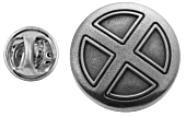 X-Men - Insignia Pewter Lapel Pin