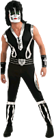 KISS - The Catman Deluxe Adult Costume
