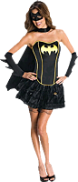 Batman - Batgirl Adult Costume