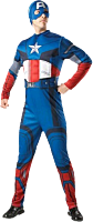 Captain America - Captain America Adult Costume