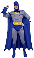Batman - The Brave and the Bold - Batman Deluxe Adult Costume