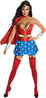 Justice League - Wonder Woman Adult Costume