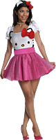 Hello Kitty - Hello Kitty Classic Adult Costume