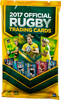 ARU Rugby Union - 2017 Trading Cards Pack (9 Cards) by Tap N Play