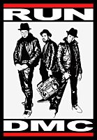 Run-DMC - Walk This Way Art Print