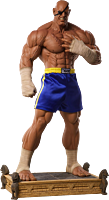 Street Fighter - Sagat 1/3 Scale Statue