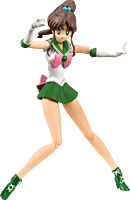 "Sailor Moon - Sailor Jupiter Animation Colour S.H.Figuarts 5.5"" Action Figure"