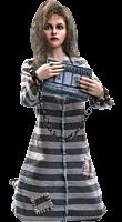 Harry Potter and the Prisoner of Azkaban - Bellatrix Lestrange in Prisoner Outfit 1/6th Scale Action Figure