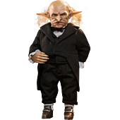Harry Potter and the Philosopher's Stone - Gringotts Head Goblin Deluxe 1/6th Scale Action Figure