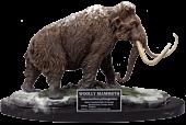 "Prehistoric Creatures - Woolly Mammoth Wonder Wild Series 11"" Statue"