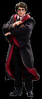 Harry Potter and the Prisoner of Azkaban - Harry Potter in Hogwarts Uniform 1/8th Scale Action Figure